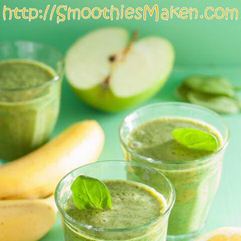Lekkerste groene smoothie