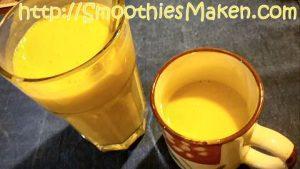 Pompoen smoothie